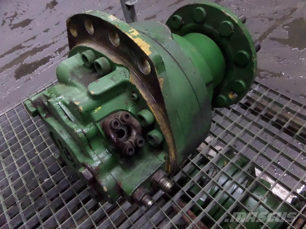 Poclain Hydraulics hydro motor MS11-1-G21-A11-1G20-5E00