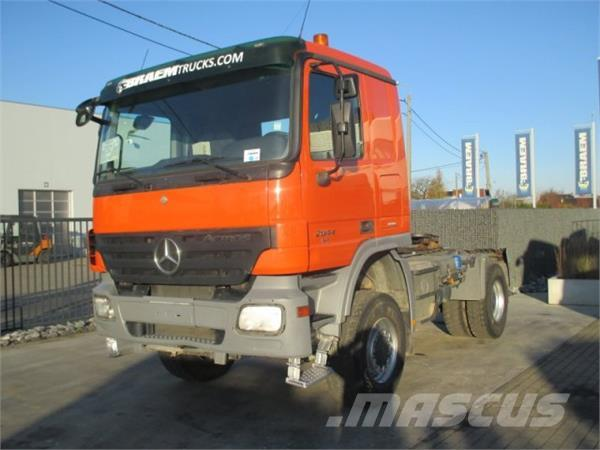 Mercedes-Benz ACTROS 2044 AS 4X4