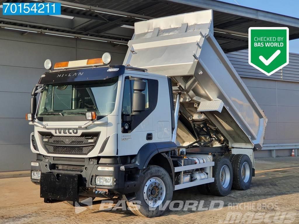 Iveco Trakker 500 6X4 166.417 kms! Intarder Big-Axle Ste