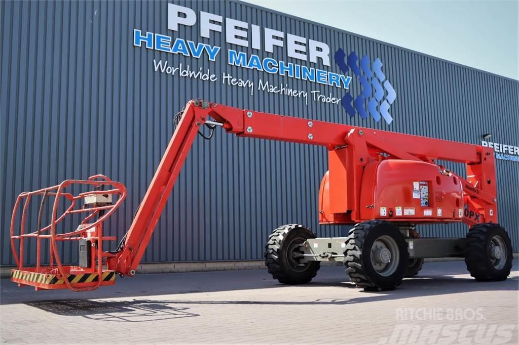 Haulotte HA20PX Diesel, 4x4x4 Drive, 20.65m Working Height,
