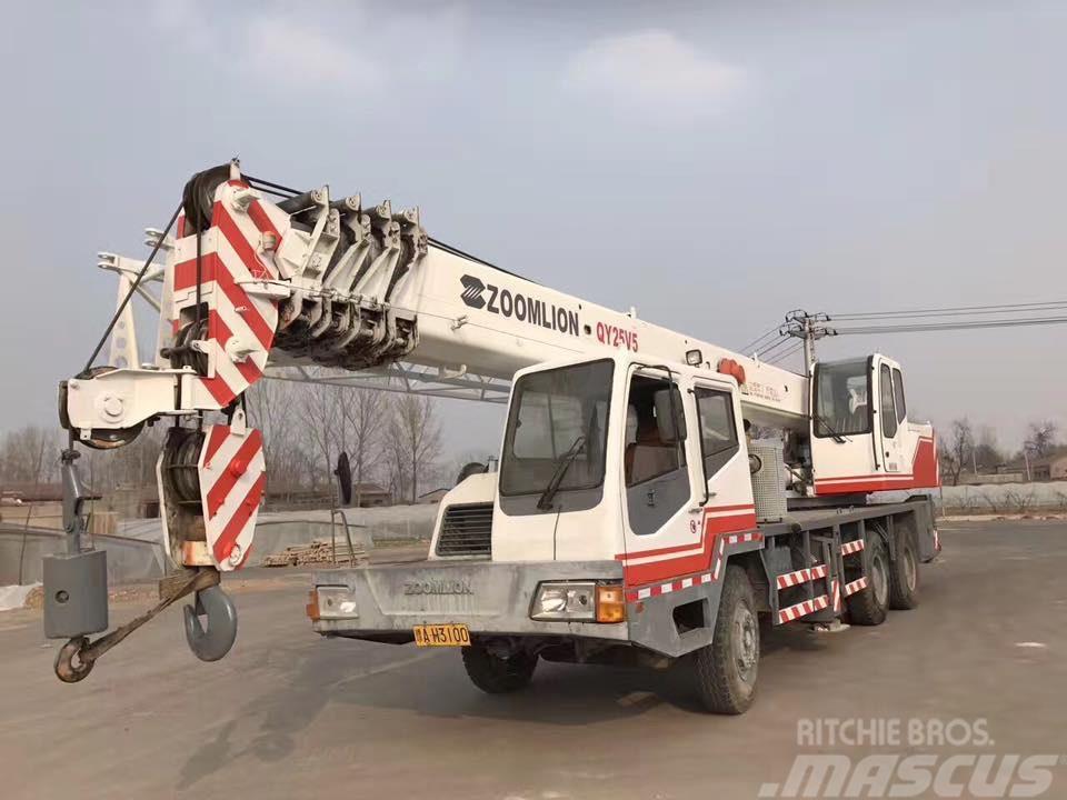 Zoomlion QY25V
