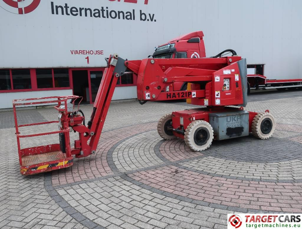 Haulotte HA12IP Electric Articulated Boom Work Lift 1200cm