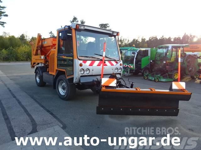Boki HY 1251 B Absetzkipper 4x4x4 Pflug Streuer