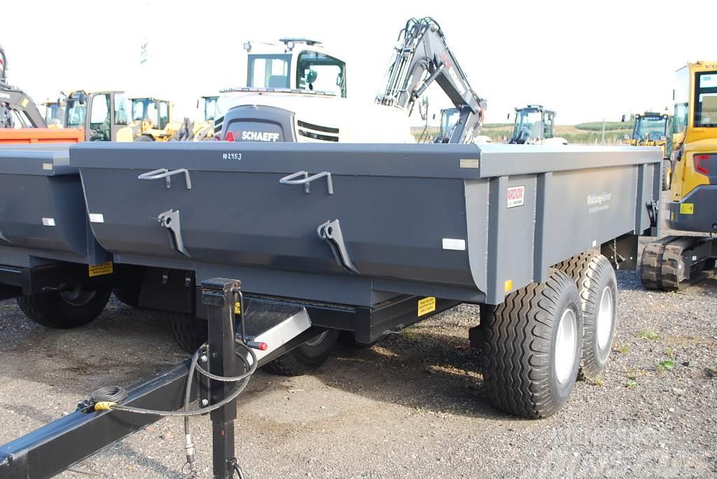 [Other] Waldung 7-tons vagn för hjulgrävare