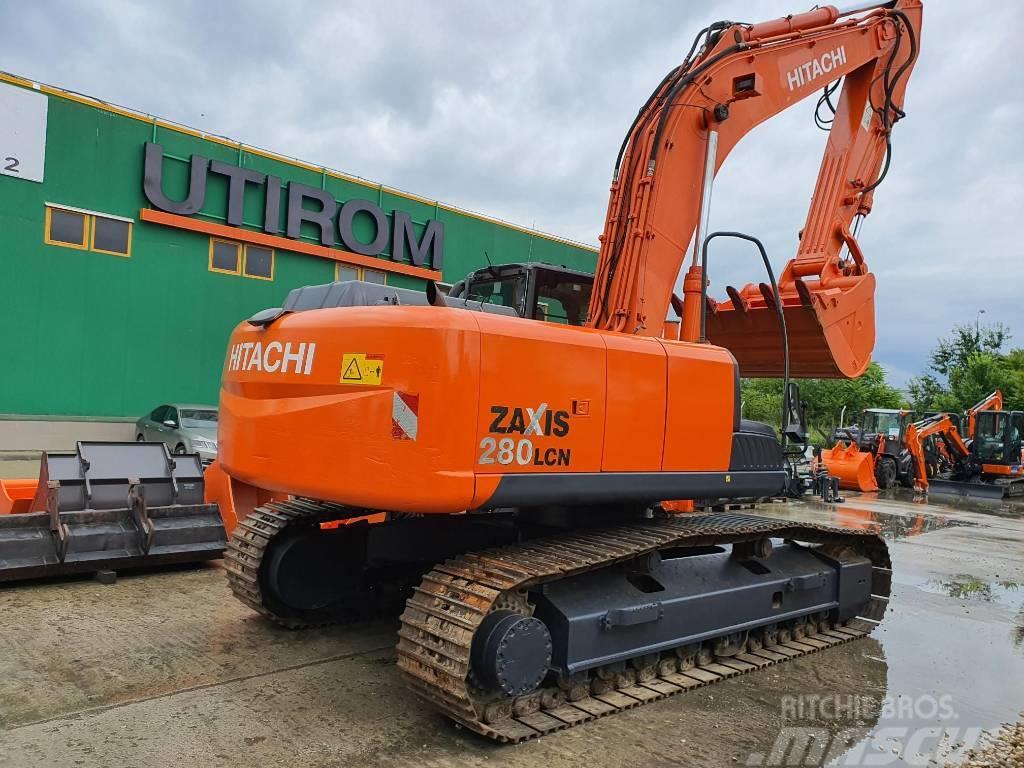 Hitachi ZX 280 LC