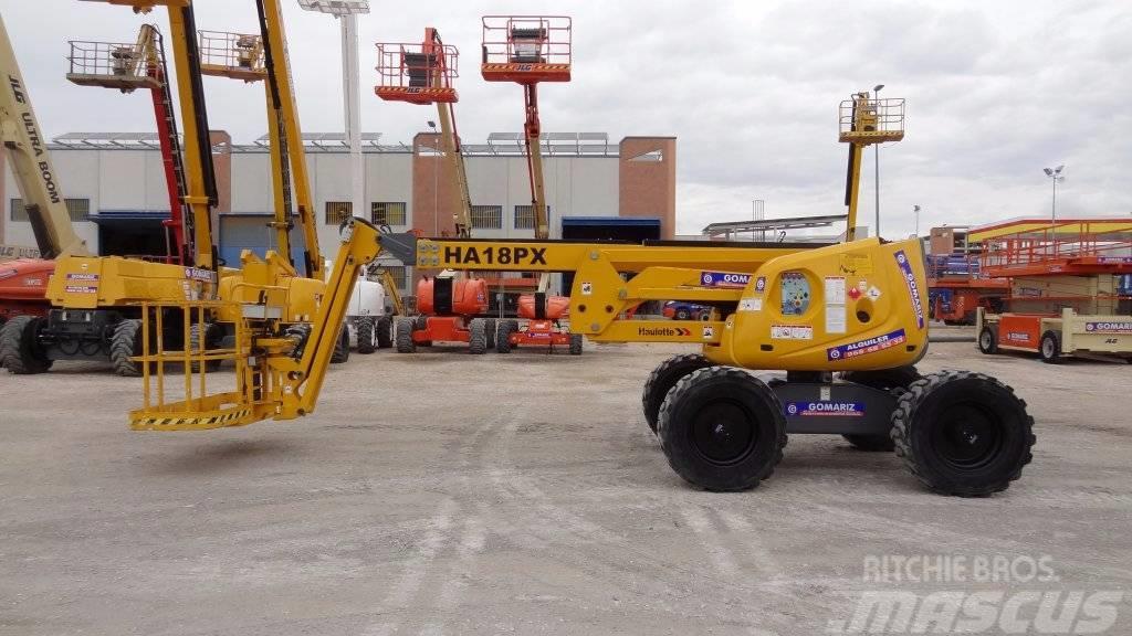 Haulotte HA 18 PX NT