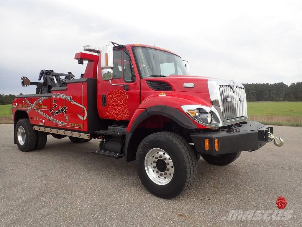 International Tow Truck 20 Ton