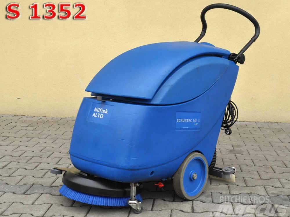 [Other] Scrubber Dryer NILFISK ALTO 343 B
