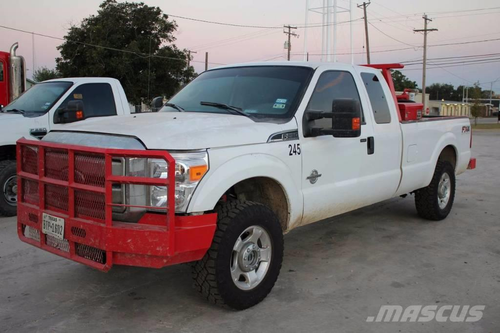 Ford F-250 XLT Super Duty