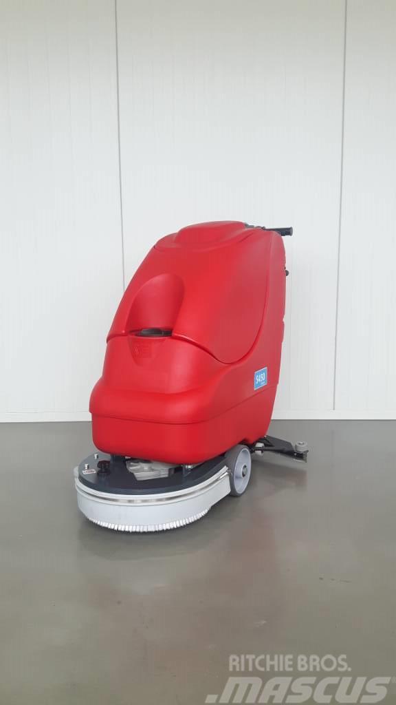 [Other] Schrobmachine Meijer S450
