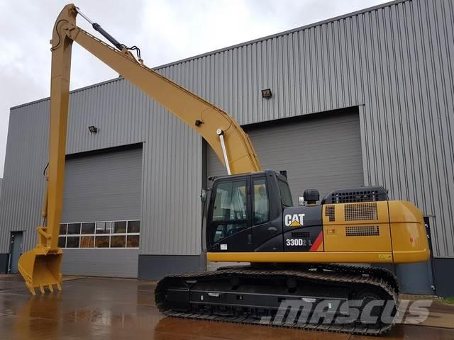 Caterpillar 330D2L NEW Long Reach