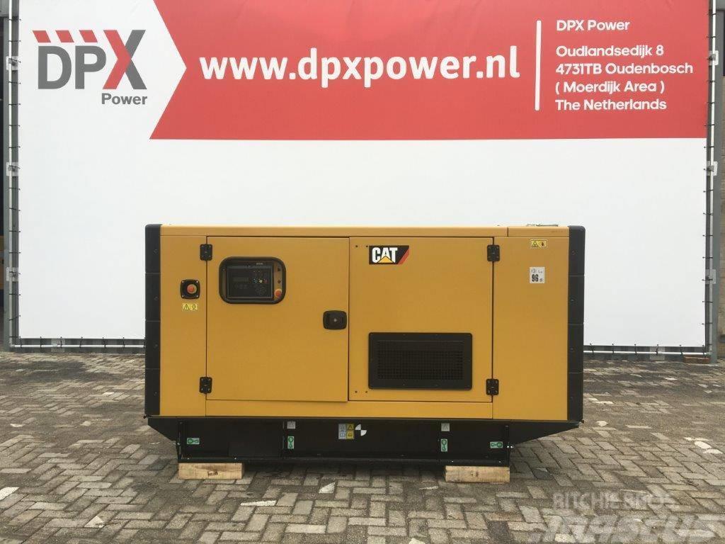 Caterpillar DE110E2 Generator - DPX-18014