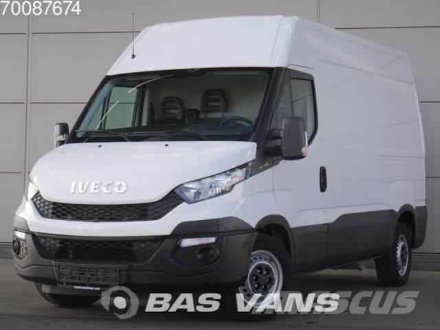 used iveco daily 35s13 l2h2 10m3 airco 3500kg trekgewicht panel vans year 2016 price 21 548. Black Bedroom Furniture Sets. Home Design Ideas