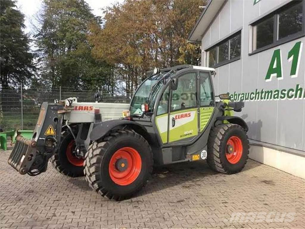 CLAAS SCORPION 9040 VARIPO
