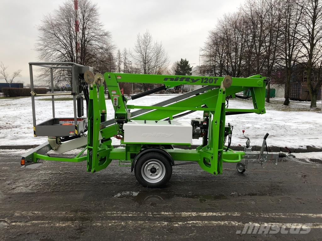Niftylift 120 TPE remanufactured 2019