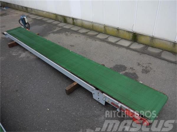[Other] transportband 375 x 40 cm 380 volt Duijndam Machin