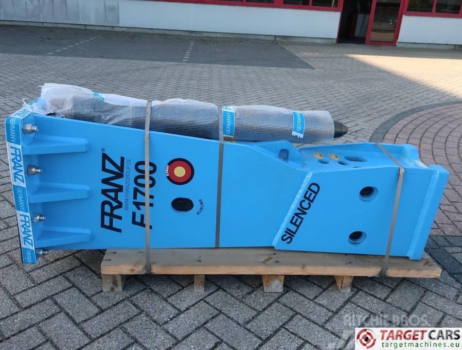 Franz F1700 Hydraulic Excavator Breaker Hammer 18~26T