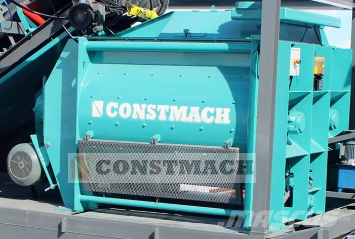 Constmach CONSTMACH TWINSHAFT MIXERS - AT STOCK