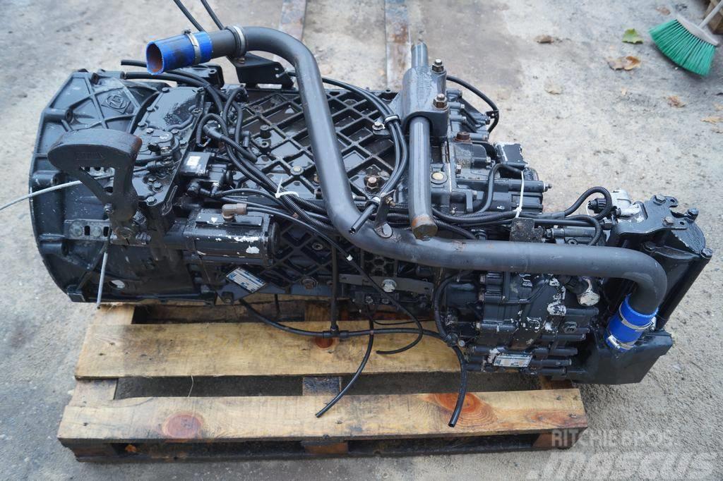 Renault MAGNUM ZF 16S221IT INTARDER COMPLETE GEARBOX