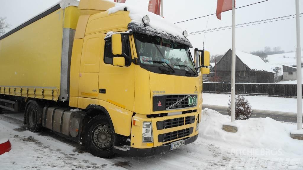 Volvo 420 FH 12  ADR x 5 Bucatai FH 12