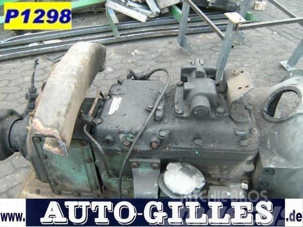 Scania GS 770 / GS770 Getriebe