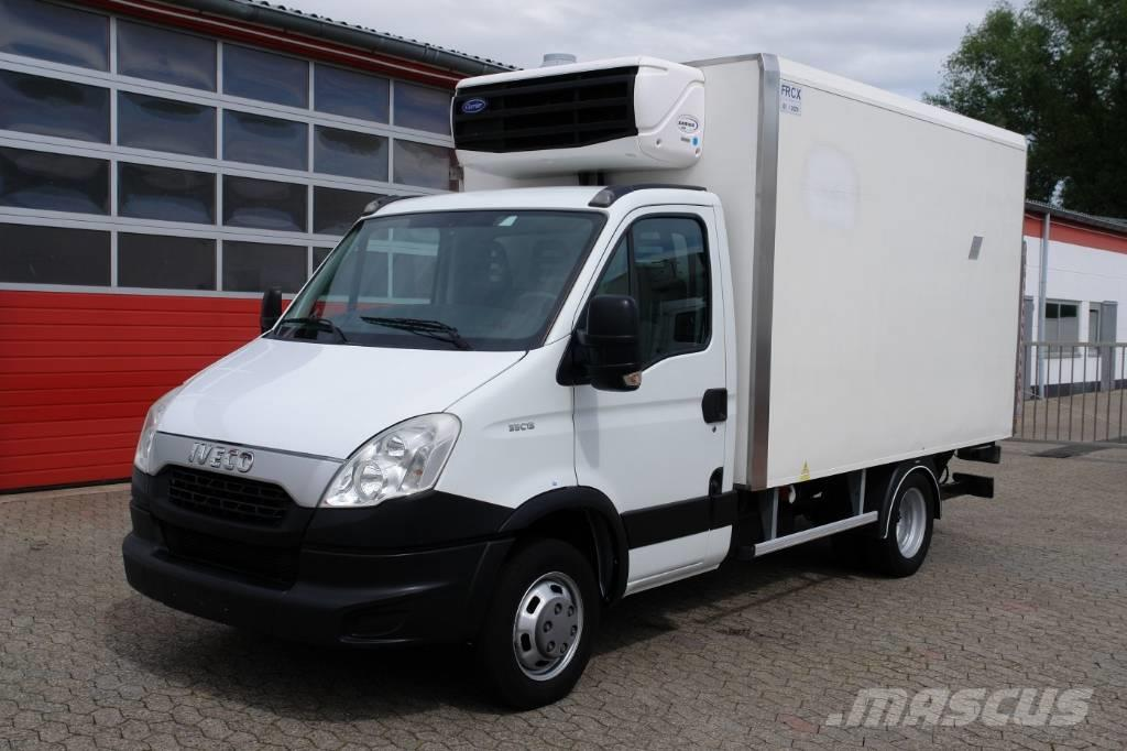 Iveco Daily 35C13 Carrier Xarios 600 LBW EURO5 TÜV