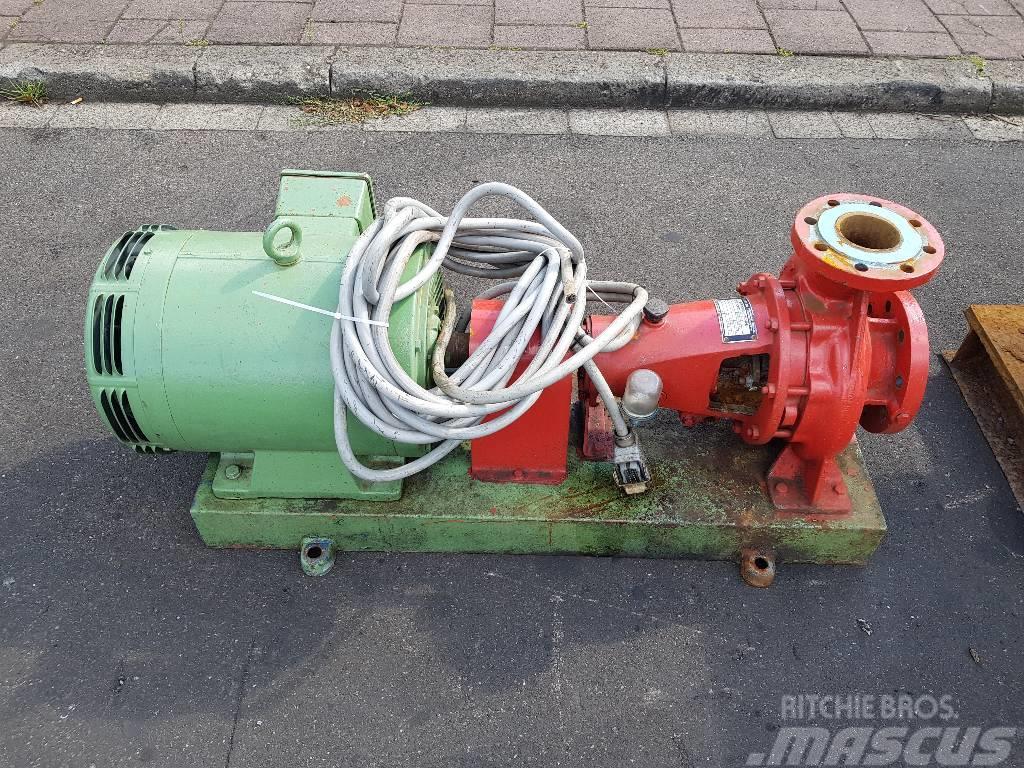 [Other] Halberg Water pump