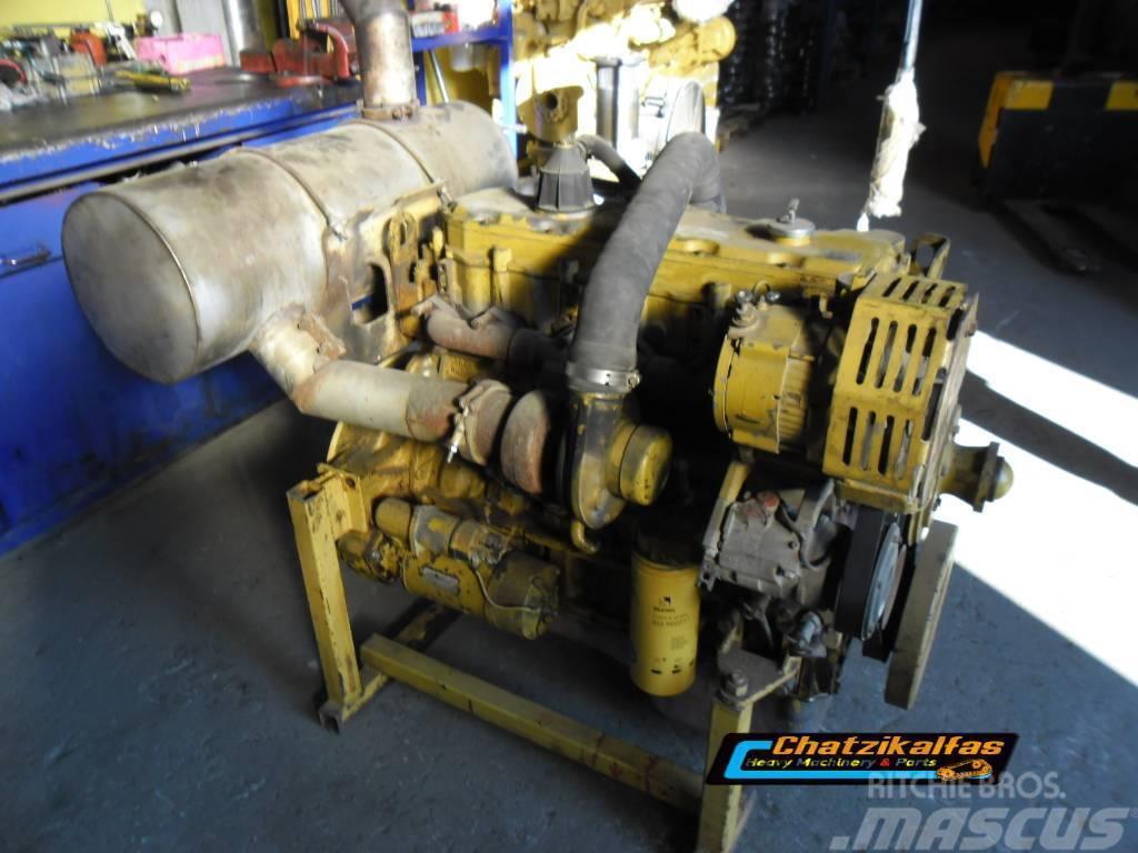 Caterpillar 325C 3126B ENGINE FOR EXCAVATOR