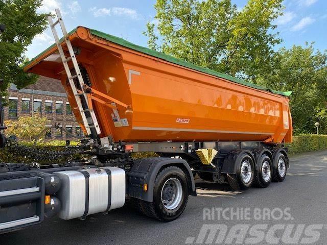 Kempf Stahl-Kippmulde SKM 35/3 HARDOX 28m³