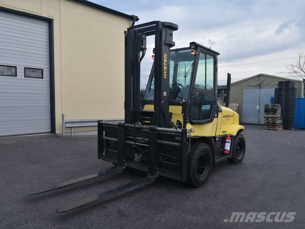 Hyster H 80 FT