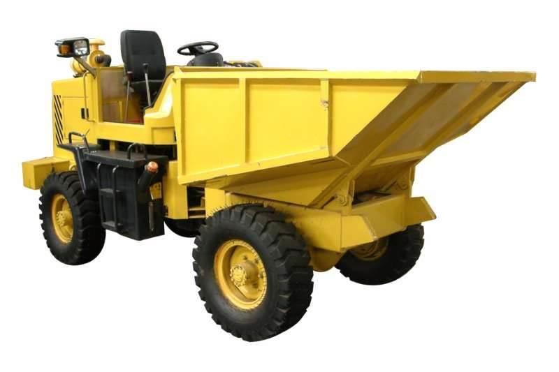 Sino Plant 4 Ton 4x4 Site Dumper with Hydraulic Tip
