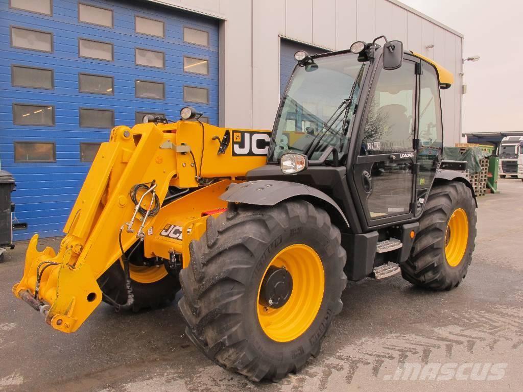 JCB 541-70 Agri Super T4 Loadall