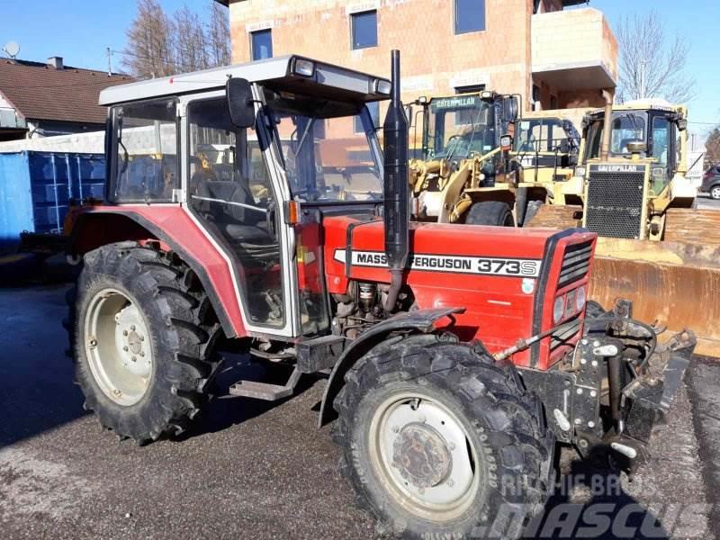 Massey Ferguson MF 373 S Vorchdorf, Traktoren gebraucht