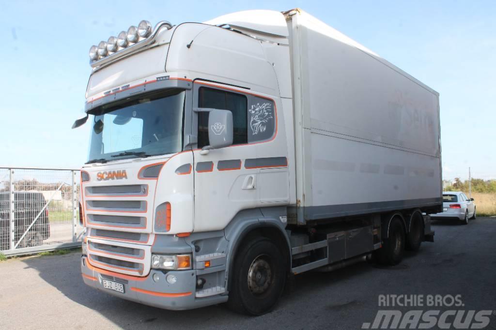 Scania R500 LB6x2 MNB