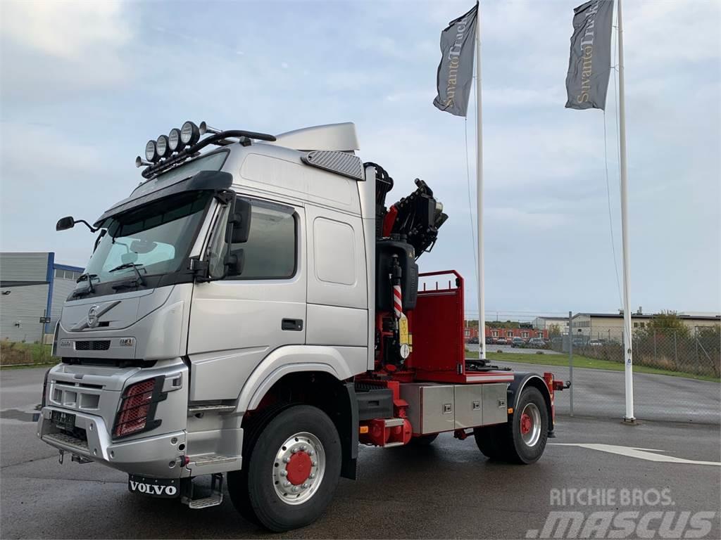 Volvo FMX500 4X4