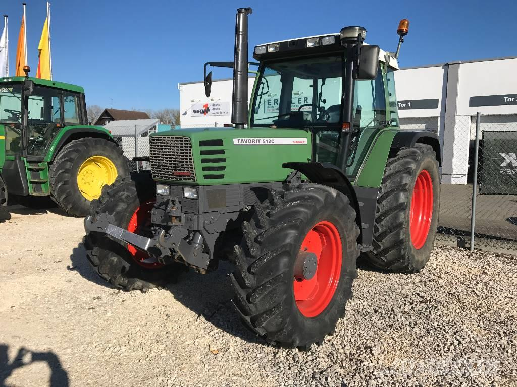 Fendt 512 C Favorit