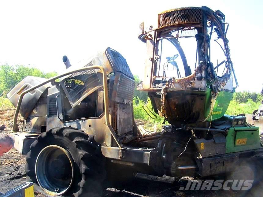 John Deere 1270E IT4 Demonteras/ Breaking for parts
