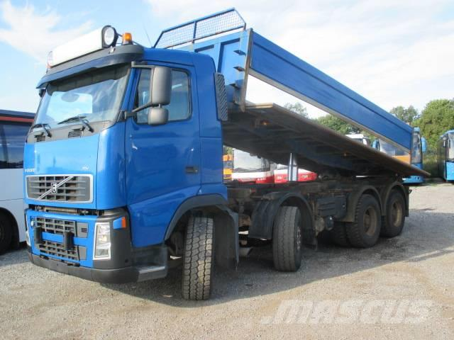 Volvo FH 480HP 8X4 MANUAL FULL STEEL HUB REDUCTION