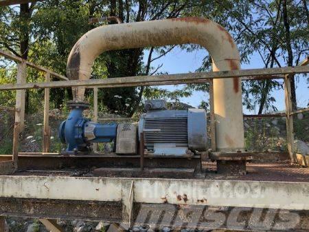 Sterling Pompe eau claire