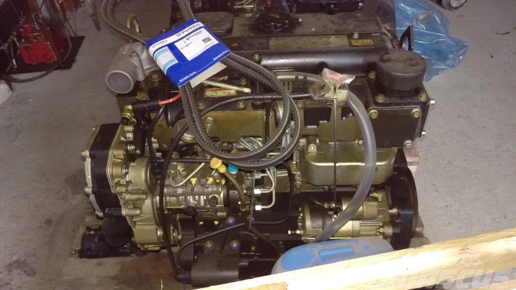 Perkins 1104-C 44T RJ 81376