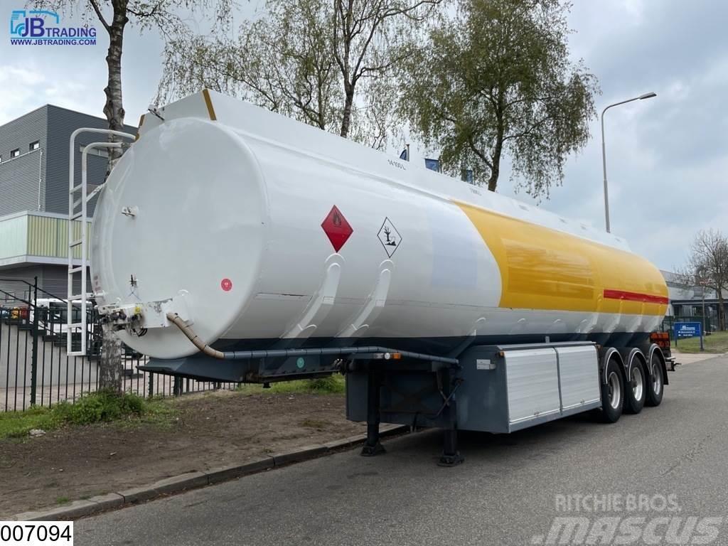 LAG tank Fuel tank, 47500 Liter, 6 Comp, 2 liquid coun