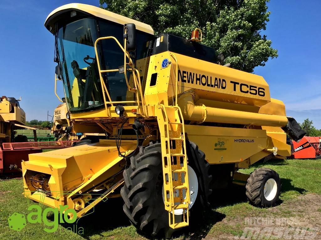 New Holland TC-56 2001-es