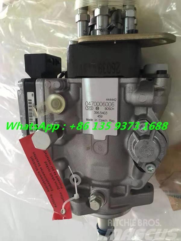 Cummins QSB5.9 fuel pump 3965403 0470006006