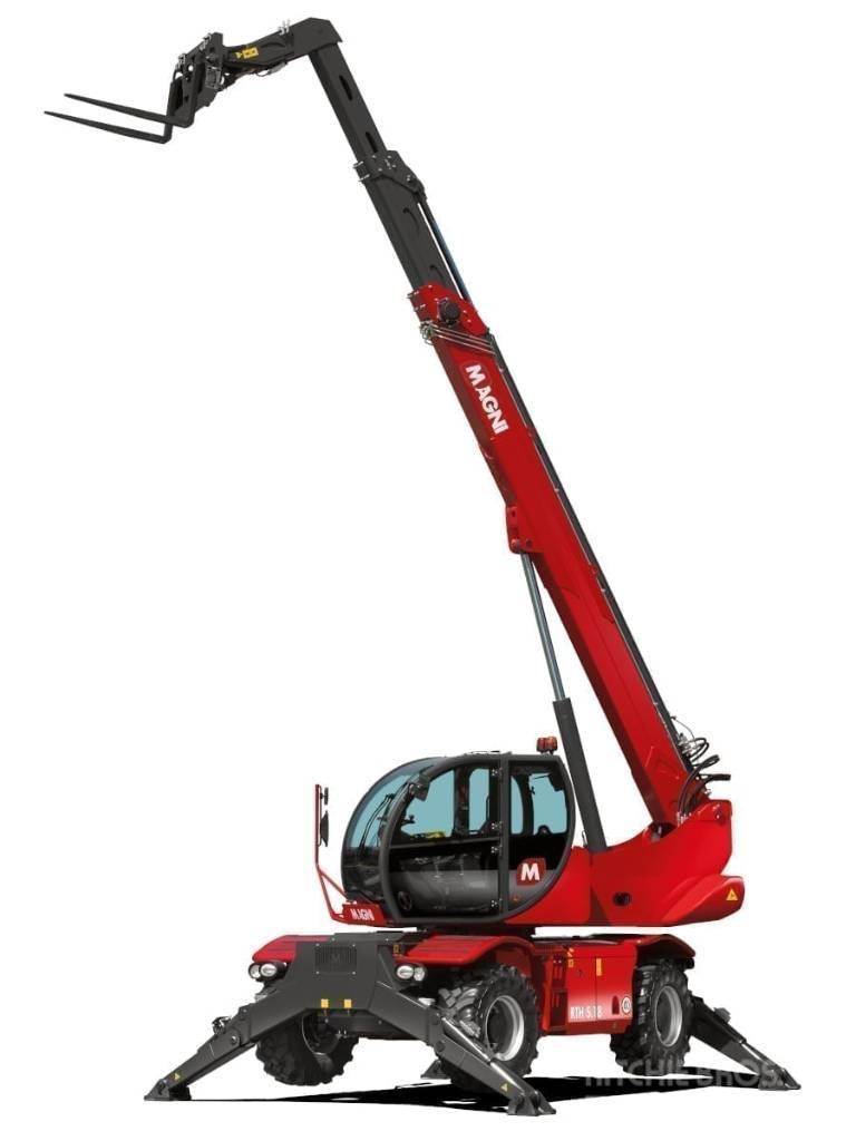 Magni RTH 5.18 Smart - 5 to, 18m - Klima + Funk - ST5