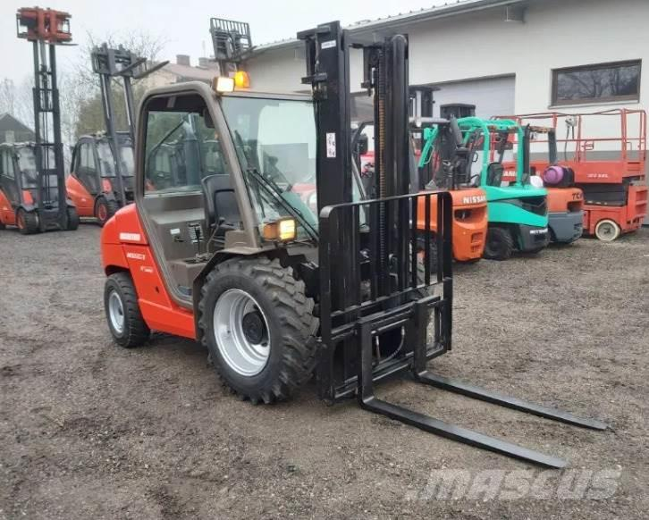 Manitou MSI 20 T  only 2168 mth