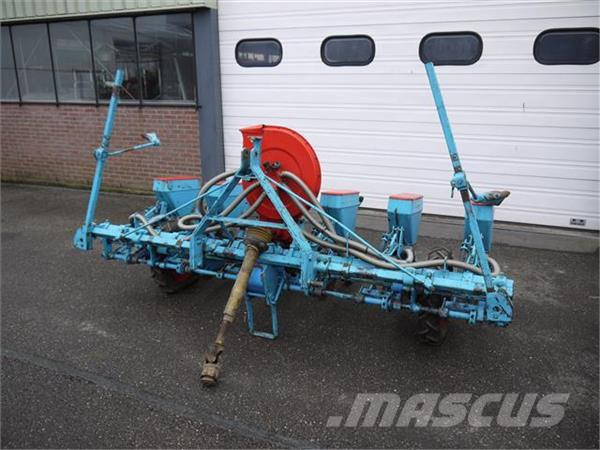 Monosem 6 rijige pneumatische zaaimachine voor zon Duijnda, Other sowing machines and accessories