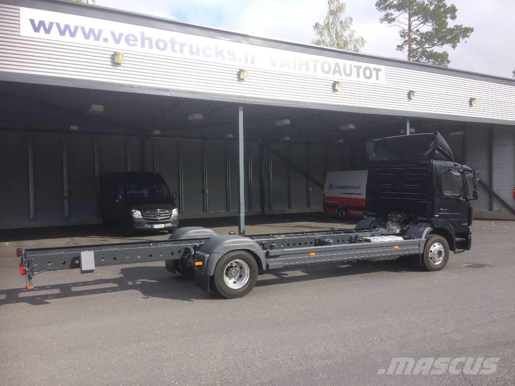 Used mercedes benz atego 1527l cab chassis year 2017 for Mercedes benz atego