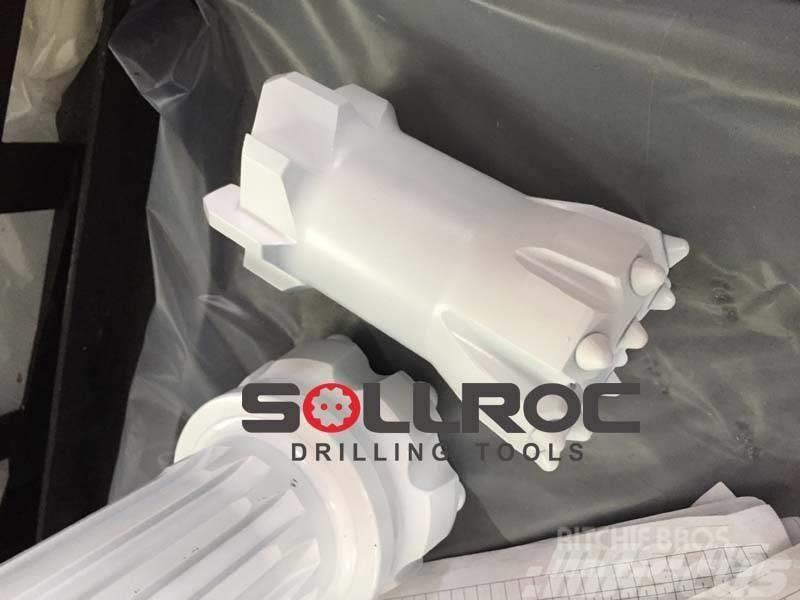 Sollroc GT60 button bits, 2017, Tillbehör och reservdelar till borrutrustning