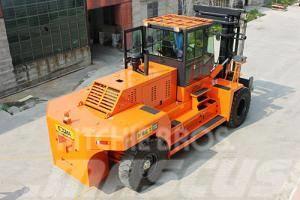 Socma HNF250C下叉式集装箱重箱叉车