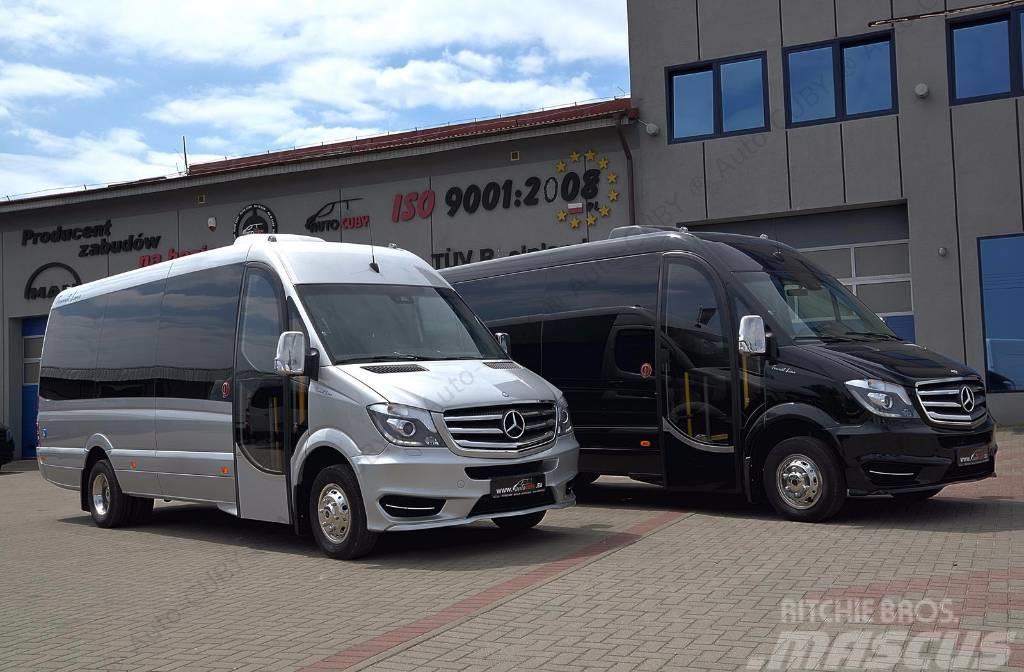 Mercedes-Benz Sprinter 516 CUBY Tourist Warranty 5 Years (186)
